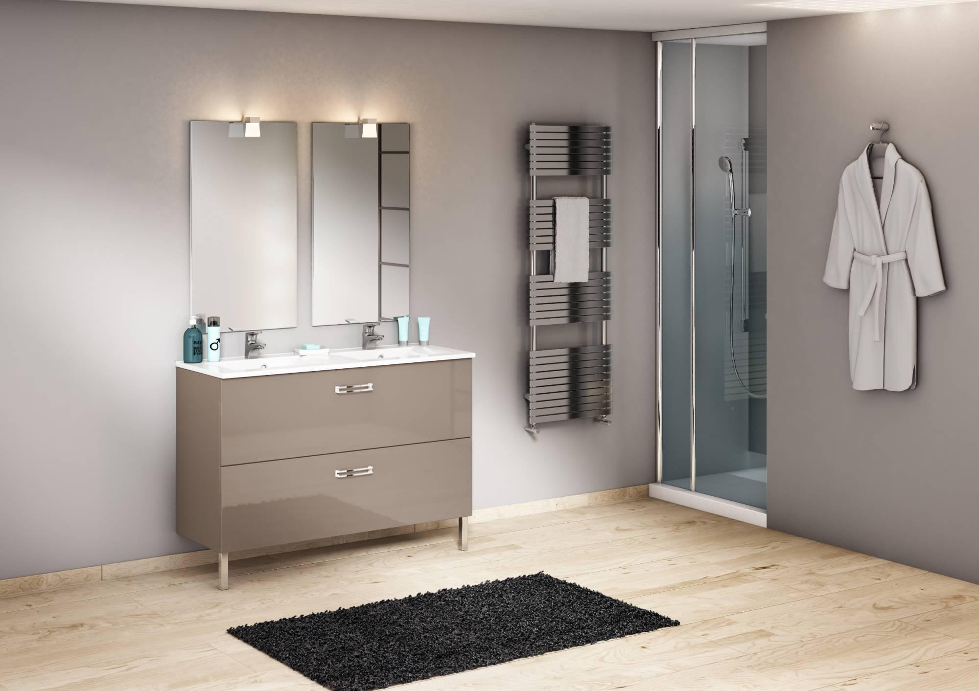 Salle De Bain Double G ~ meuble pour salle de bains chango eguilles 13510 carrelage