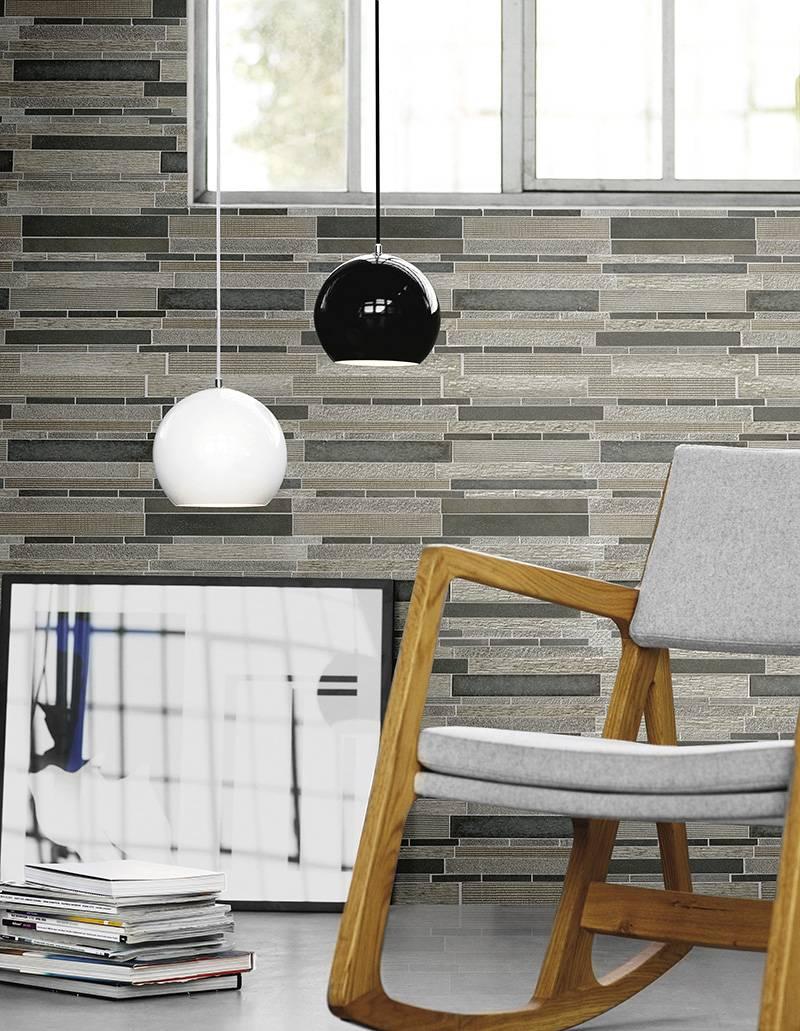 Mosaïque barettes pour murs cuisine ou salle de bains Eguilles - Carrelage intérieur et ...