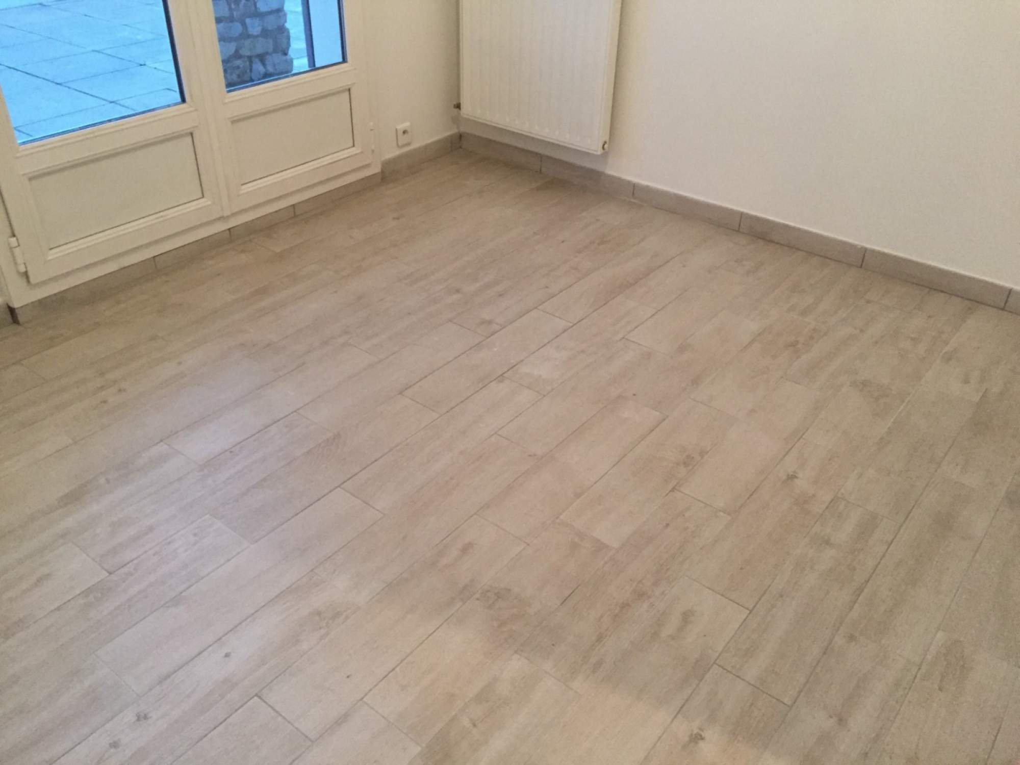 Carrelage imitation parquet pose for Carrelage imitation parquet