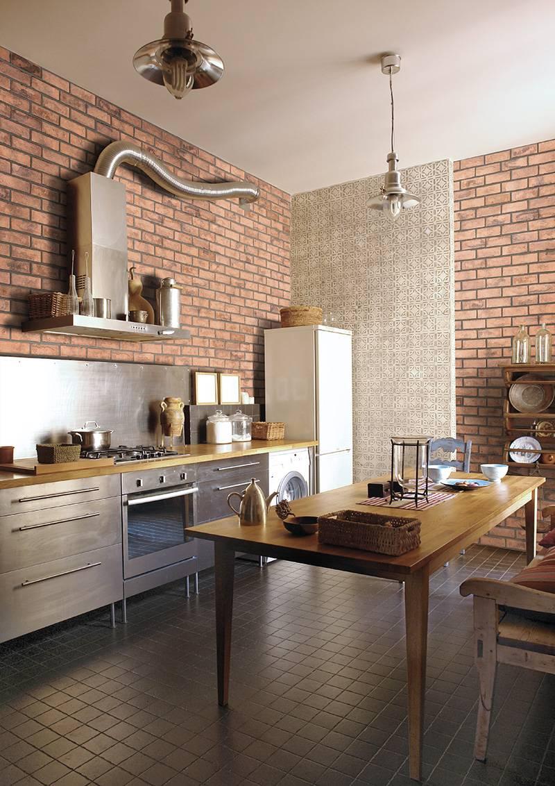 briques imitation pierre pour murs int rieurs eguilles. Black Bedroom Furniture Sets. Home Design Ideas