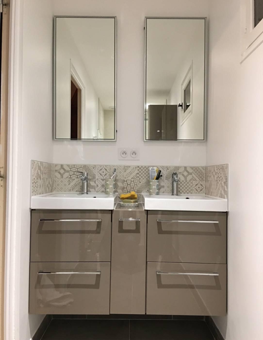 salle d 39 eau pour espace r duit avec douche italienne aix