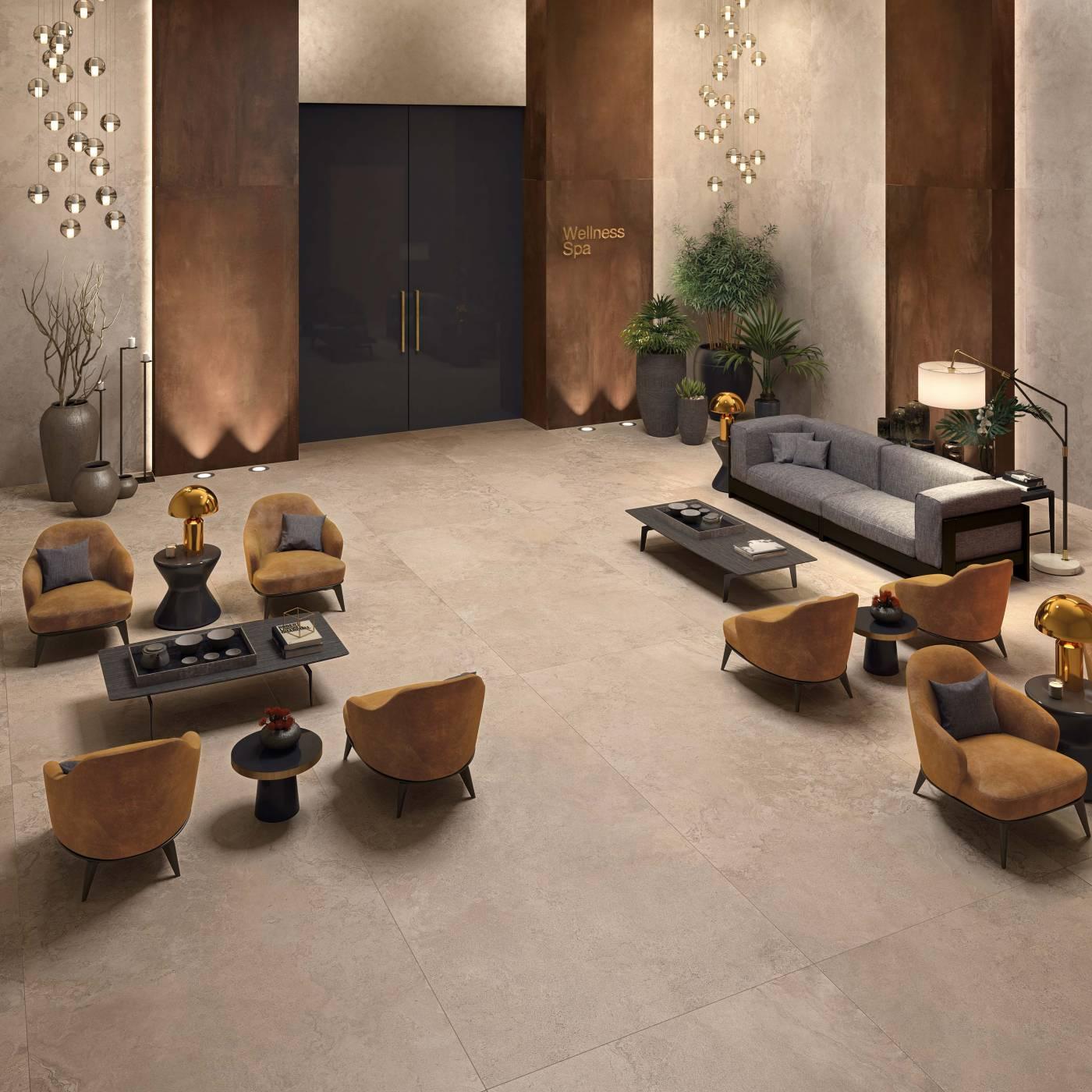 Grand format de carreau pour sol ou murs Eguilles ...