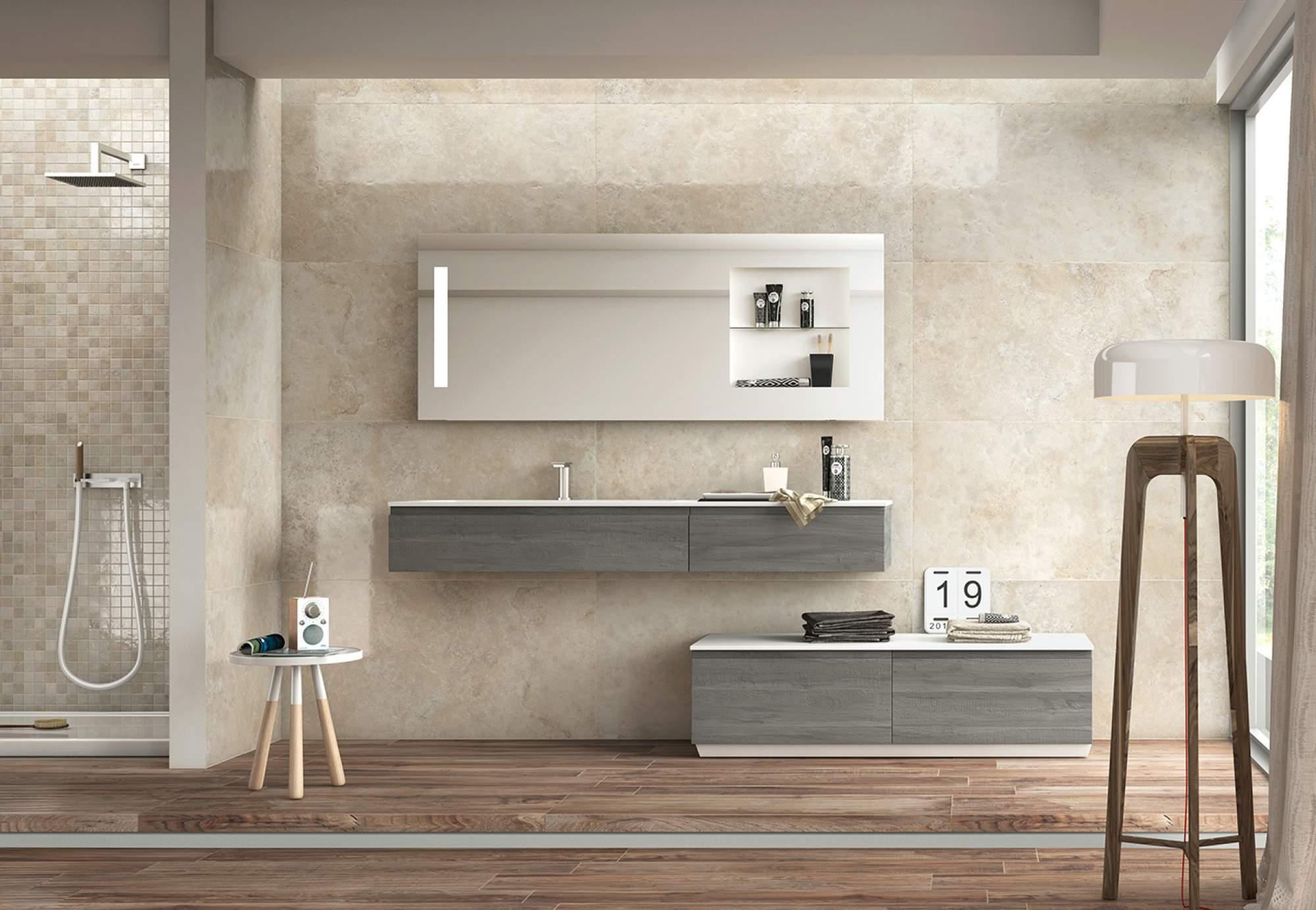 Vente de carreau opus gr s c rame grand format eguilles for Faience salle de bain grand format
