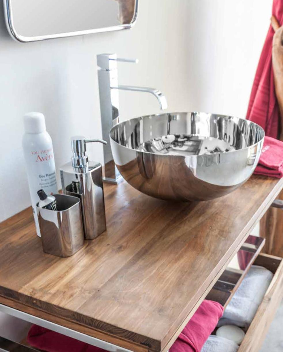 Vasque m tal poser pour meuble suspendu salle de bains - Vasque cuisine a poser ...