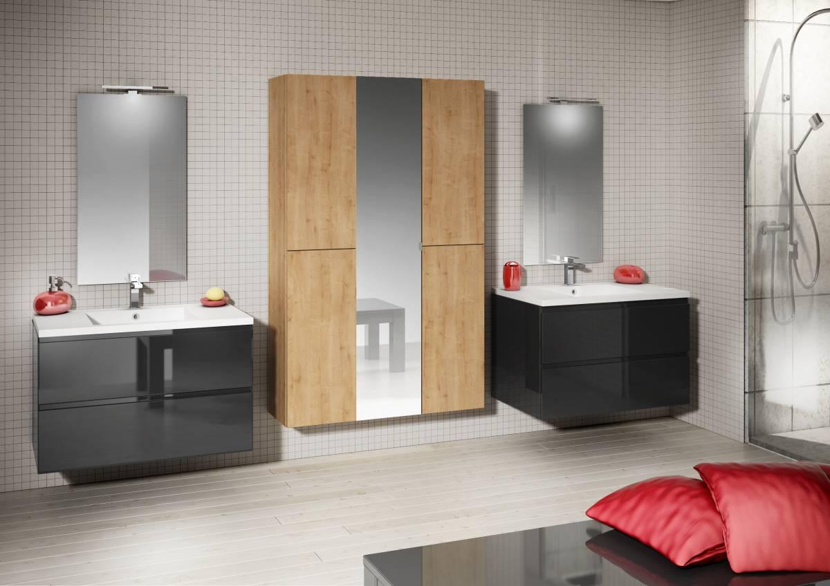 vente de meuble suspendu pour salle de bains loft eguilles. Black Bedroom Furniture Sets. Home Design Ideas